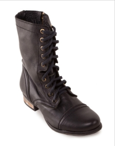 SWTROOPALE Laced Up Boots (Leather)